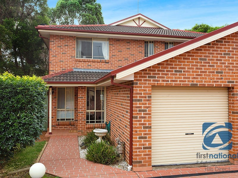 2/16 Hillcrest Road, Quakers Hill, NSW 2763