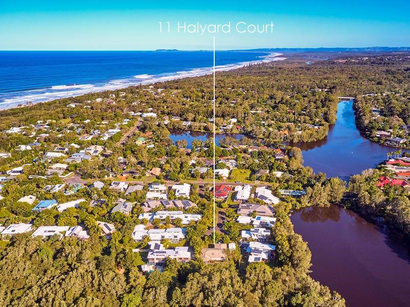 11 Halyard Ct, Ocean Shores, NSW 2483