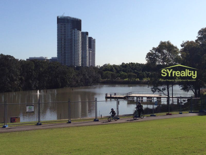 3203/98 Bennelong Parkway, Sydney Olympic Park