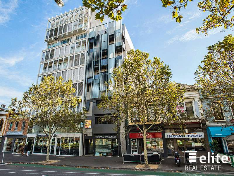 201/591 ELIZABETH STREET, Melbourne, Vic 3000