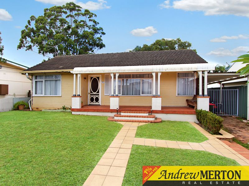 22 Rutherford St, Blacktown, NSW 2148