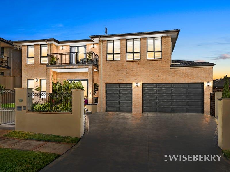 3 Foxtail Crescent, Woongarrah, NSW 2259