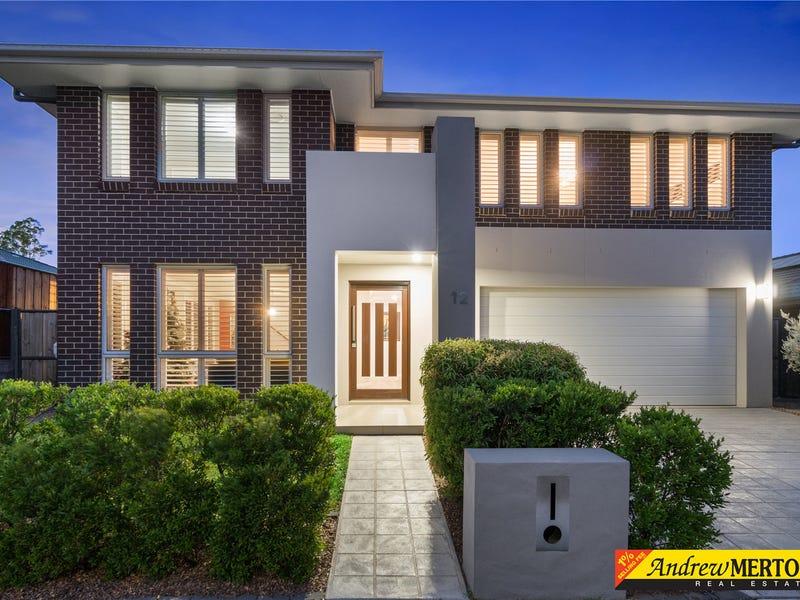 12 Cleaver St, Bungarribee, NSW 2767