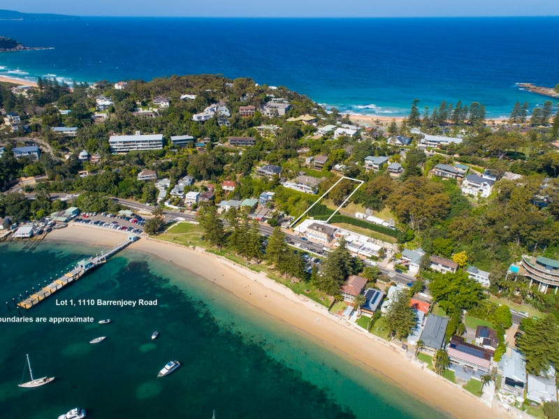 Lot 1, 2, 3, 1110 Barrenjoey Road, Palm Beach, NSW 2108