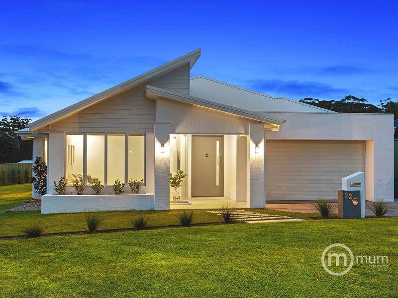 22 Amaroo Drive, Narrawallee, NSW 2539