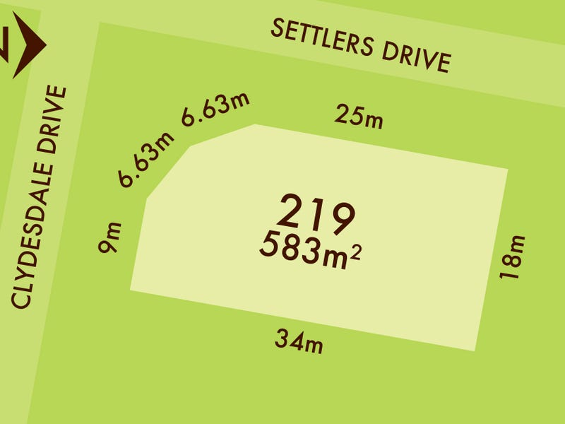 Lot 219, 50 Clydesdale Drive, Bonshaw, Vic 3352