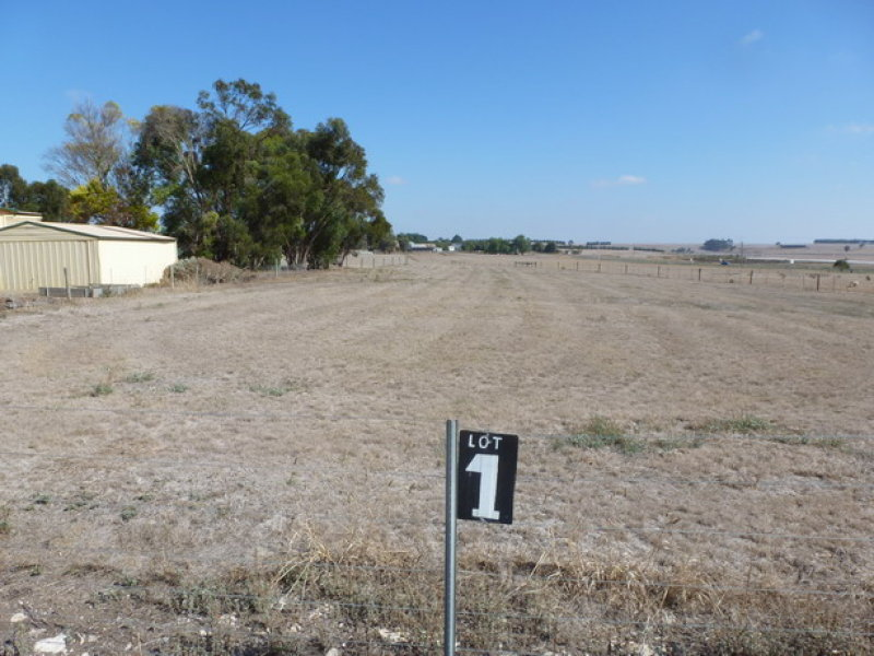 Lot 1 Graham Road, Lake Bolac, Vic 3351