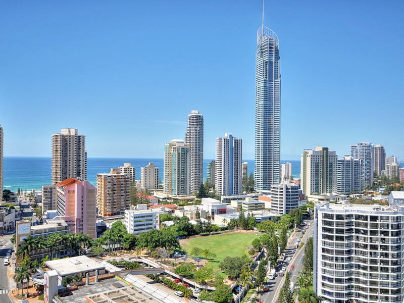 2101/4 Wahroonga Place, Surfers Paradise