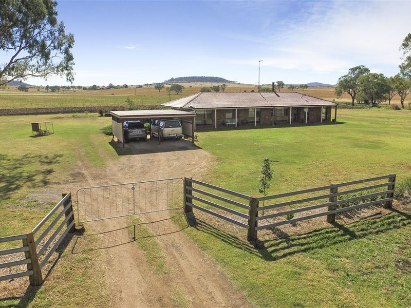 99 Mt Sibley Road, Nobby, Qld 4360