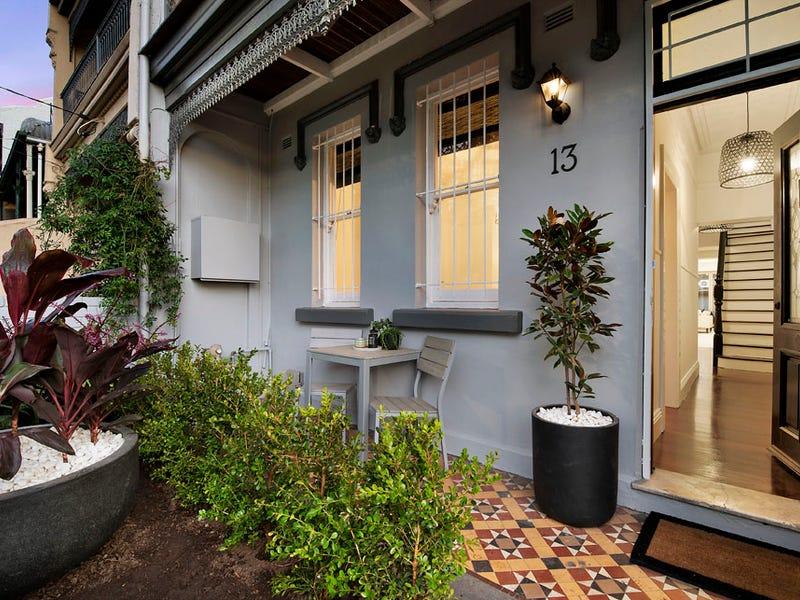 13 Gilpin Street, Camperdown, NSW 2050
