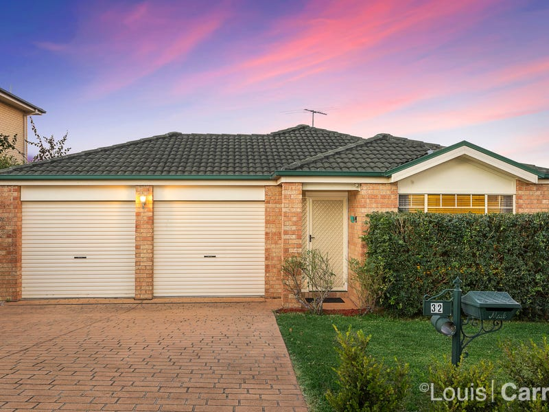 32 Vinegar Hill Rd, Kellyville Ridge, NSW 2155