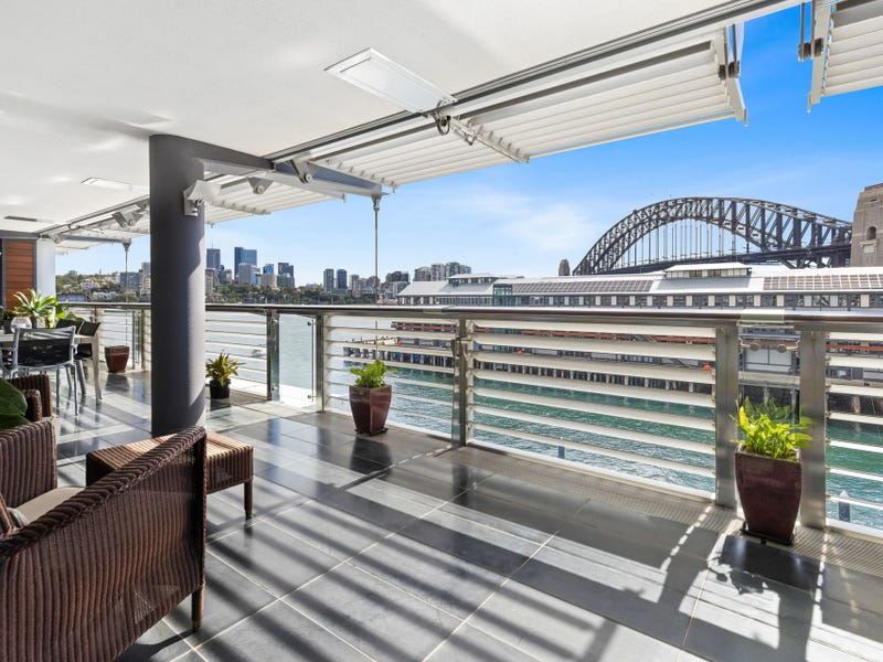 522/19 Hickson Road - The Pier, Sydney Harbour,, Dawes Point, NSW 2000
