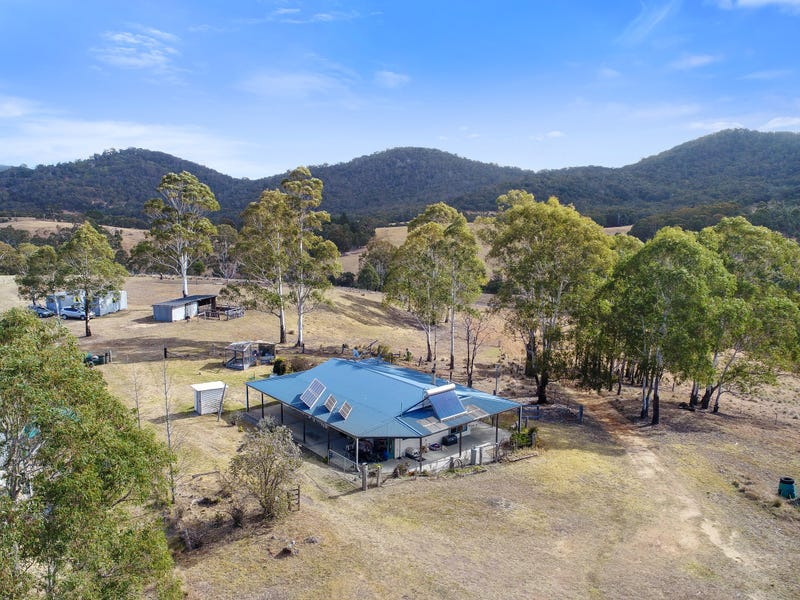 468 New Buildings Road, Wyndham, NSW 2550