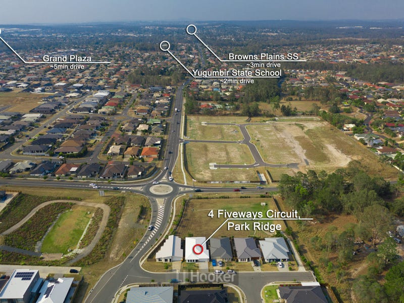 4 Fiveways Circuit, Park Ridge, Qld 4125