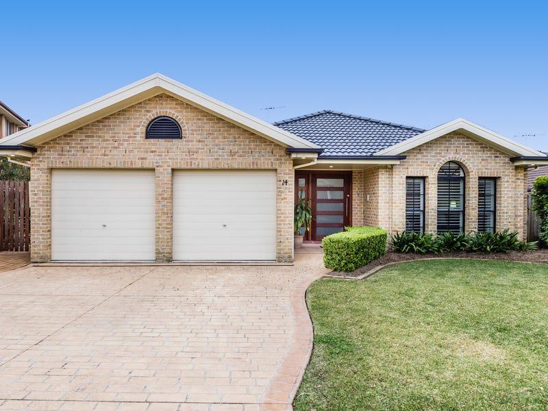 14 Brampton Drive, Beaumont Hills, NSW 2155