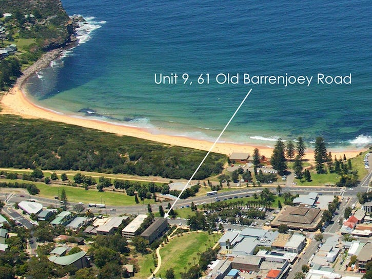 9/61 Old Barrenjoey Road, Avalon Beach, NSW 2107