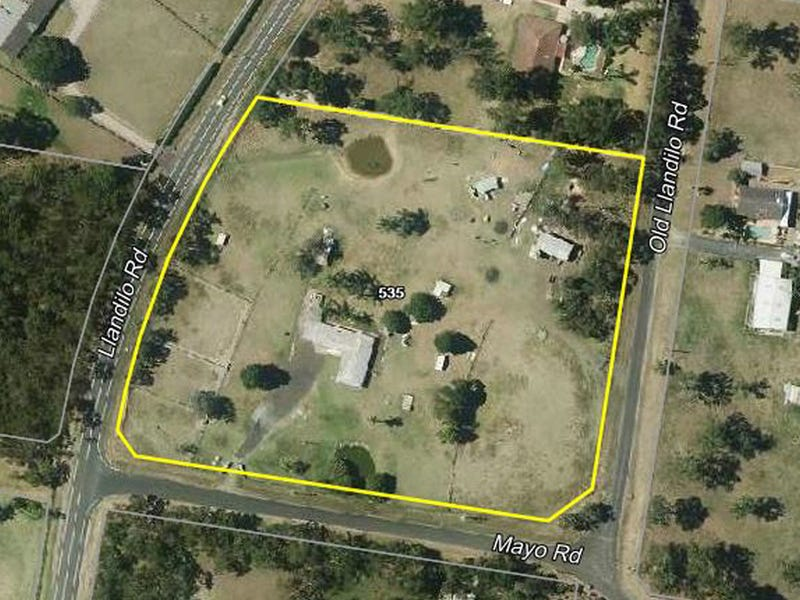 535 Old Llandilo Road, Llandilo, NSW 2747