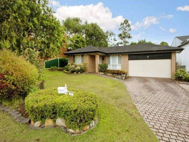 7 Hobart Place, Illawong, NSW 2234