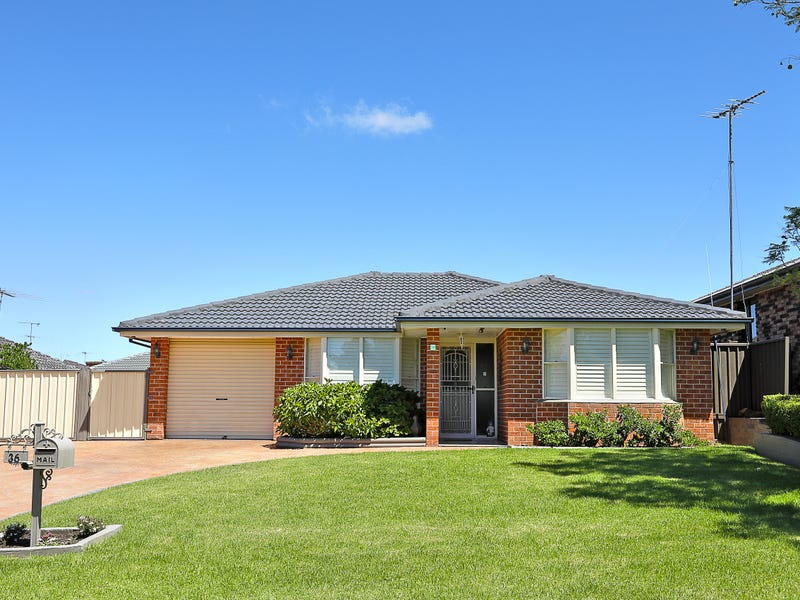36 Summerfield Circuit, Cambridge Gardens, NSW 2747