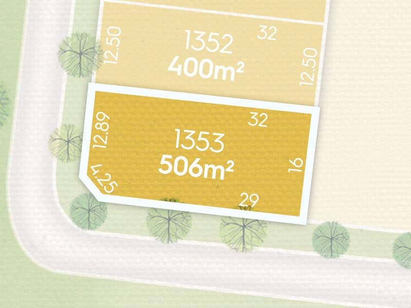Lot 1353, 1880 Thompsons Road, Clyde North, Vic 3978