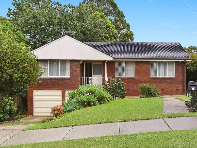 35 Lochinvar Parade, Carlingford, NSW 2118