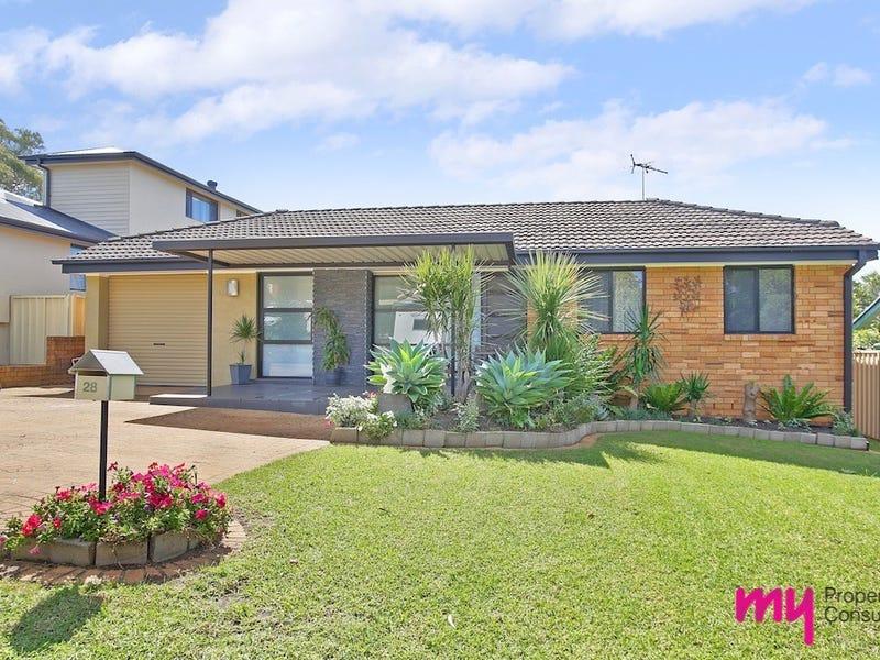 28 Poplar Crescent, Bradbury, NSW 2560