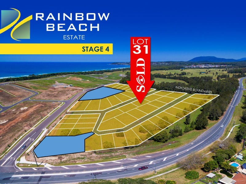 Lot 31 Rainbow Beach Estate, Lake Cathie, NSW 2445