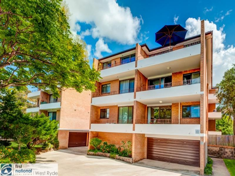 13/1-3 Bank Street, Meadowbank, NSW 2114