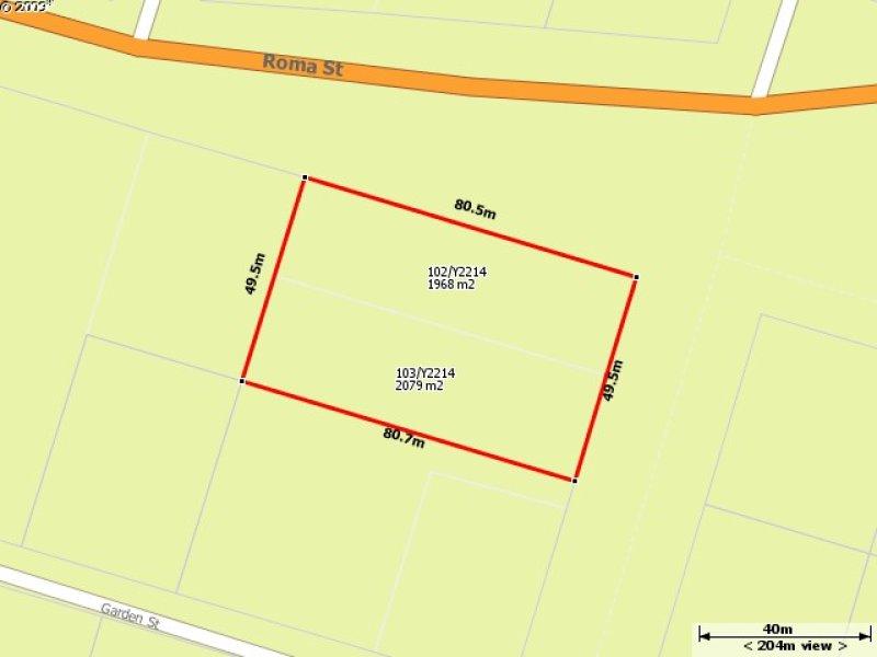 Lot 103 Station Street, Yuleba, Qld 4427