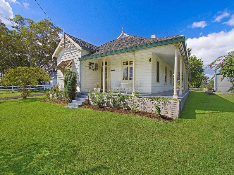 64 Tennyson Road, Tennyson, NSW 2754