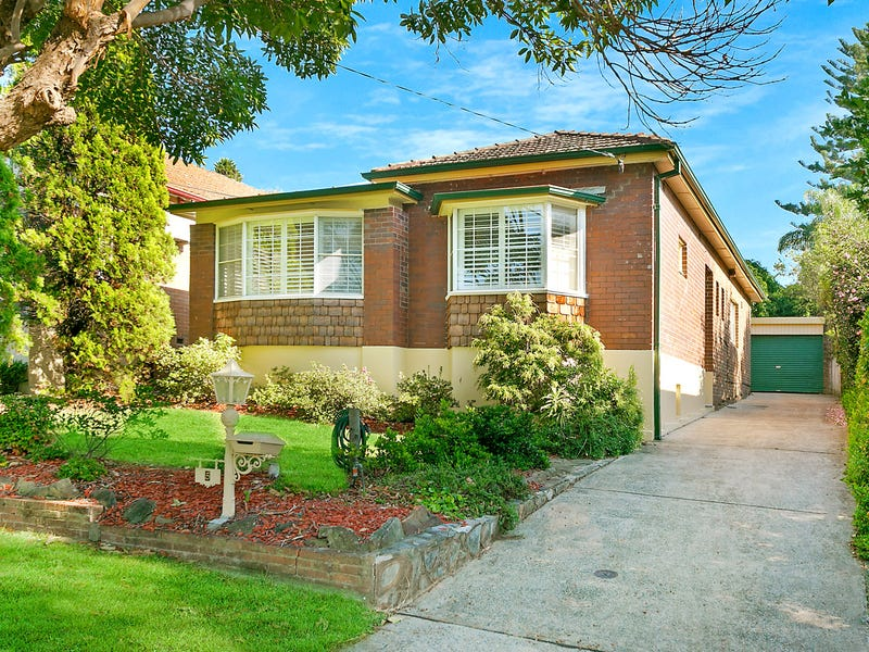 5 Rosemont Ave, Mortdale, NSW 2223