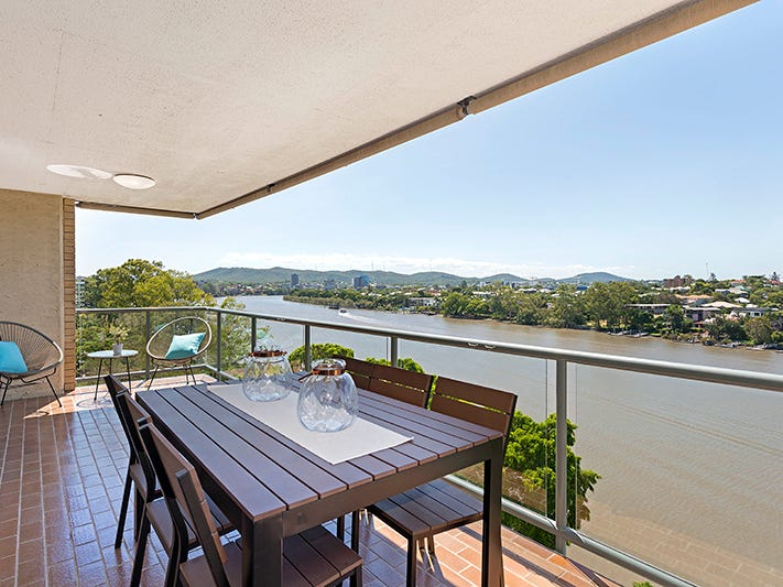 22/164 Macquarie Street, St Lucia, Qld 4067