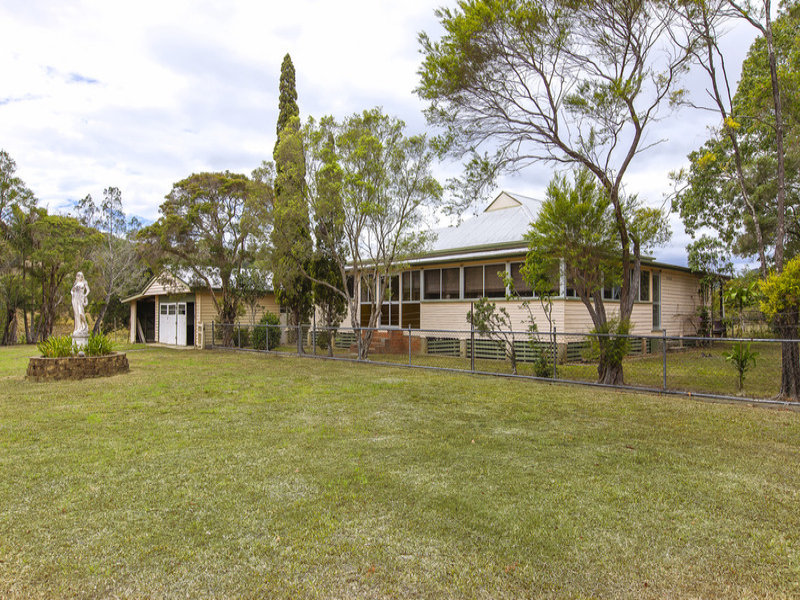 157 Middle Creek Road, Federal, Qld 4568