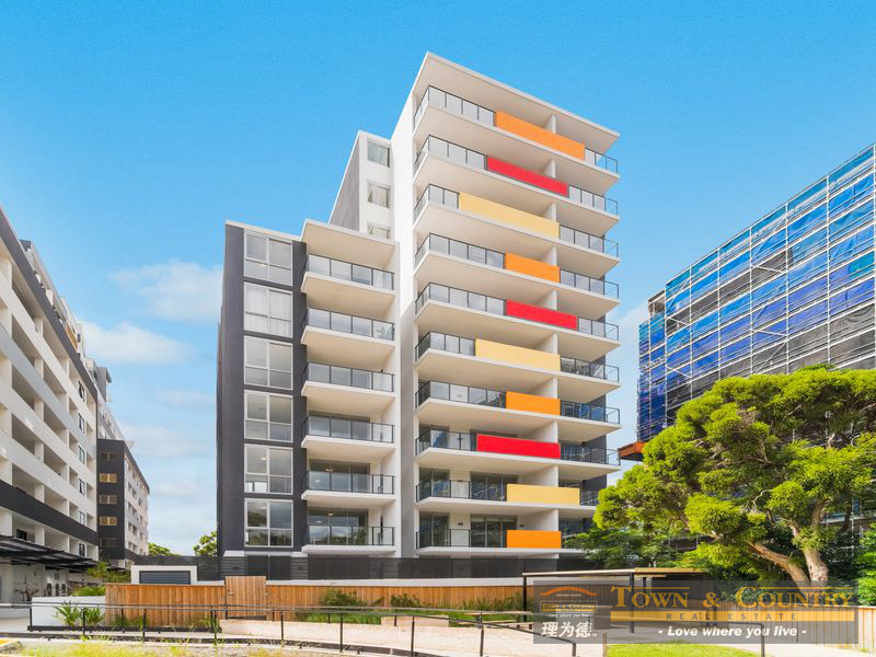 level 8/192-194 stacey street, Bankstown, NSW 2200