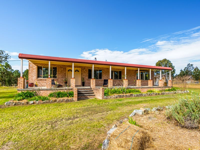 3484 Clarence Town Road, Brookfield Via, Dungog, NSW 2420