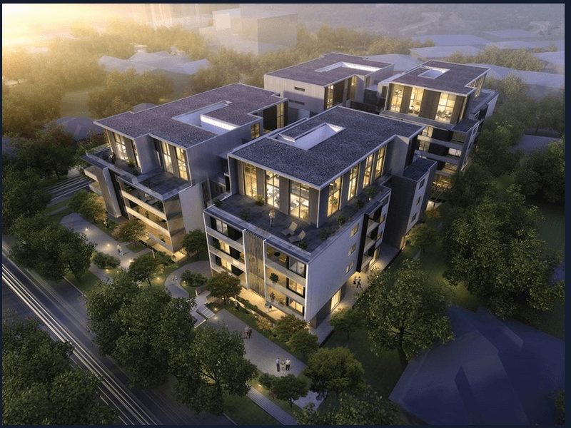 401/0 Cnr of Cliff Rd & Carlingford Rd, Epping