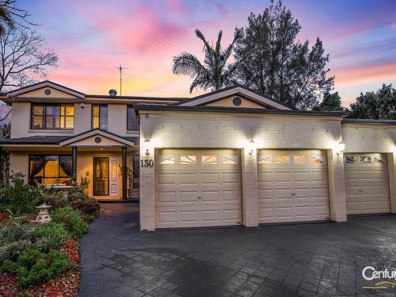 130 Brampton Drive, Beaumont Hills, NSW 2155