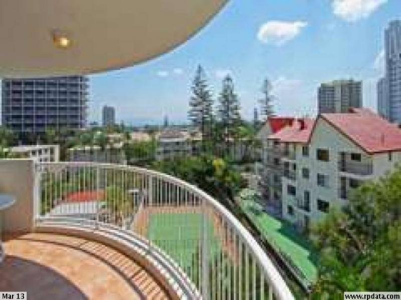 40/210 Surf Parade, Surfers Paradise, Qld 4217