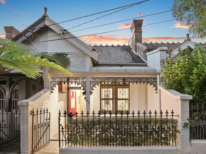 65 Holmwood Street, Newtown, NSW 2042