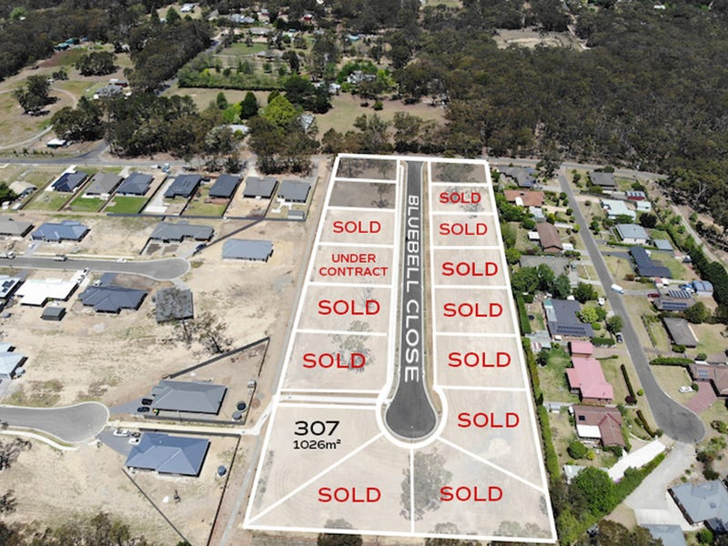 Lot 307, Bluebell Close, Colo Vale, NSW 2575