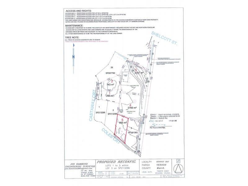 3 Coles Court, Toogoom, Qld 4655