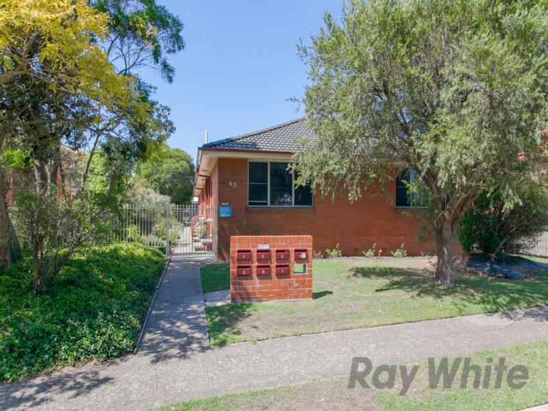 Unit 4/63 Denney Street, Broadmeadow, NSW 2292