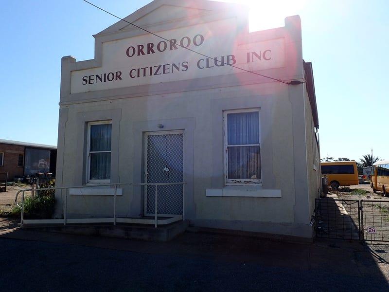 26 Fourth St, Orroroo, SA 5431