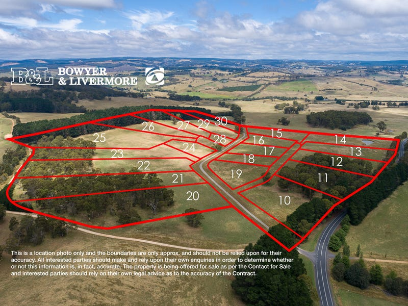 Proposed Lot 11 Part 175 Titania Road, Oberon, NSW 2787