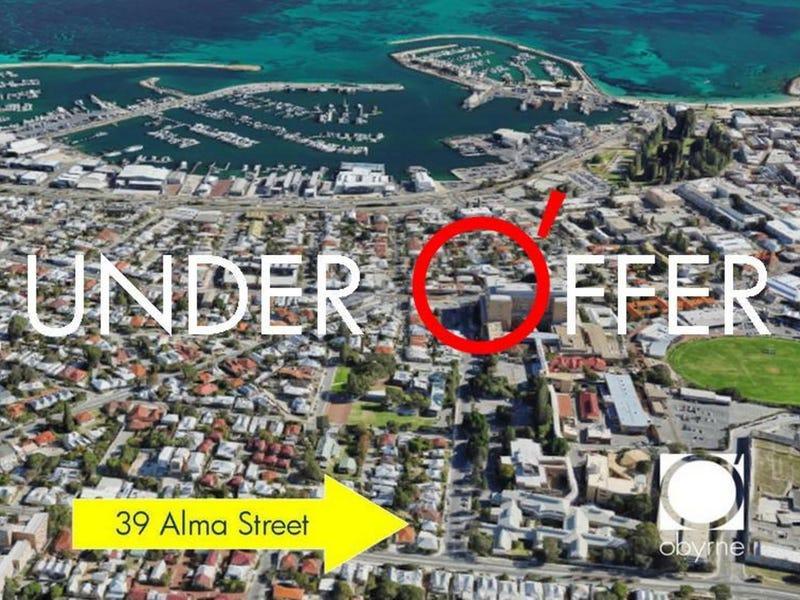 39 Alma Street, Fremantle, WA 6160