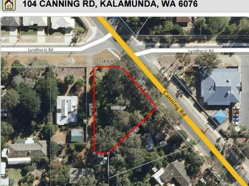 104 Canning Road, Kalamunda, WA 6076
