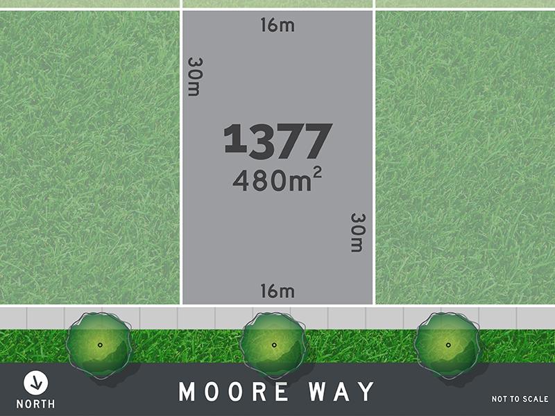 Lot 1377, Moore Way, Lucas, Vic 3350