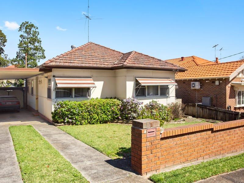 18 Primrose Avenue, Ryde, NSW 2112