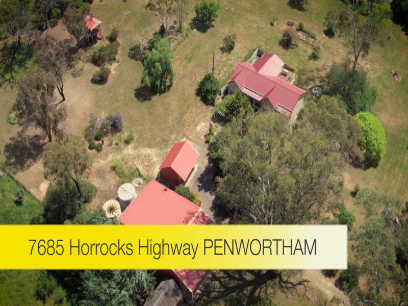 7685 Horrocks Highway, Penwortham, SA 5453