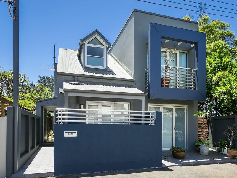 2/19 Quirk Street, Rozelle, NSW 2039